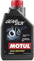 Трансмісійне масло Motul Gearbox 80W90, 1л
