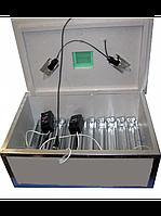 Инкубатор бытовой Наседка, на 70 яиц, автоматический, цифровой, края усилены металлом