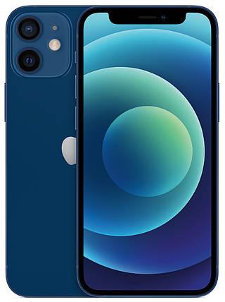 Смартфон Apple iPhone 12 Mini 64GB Blue (MGE13), фото 2