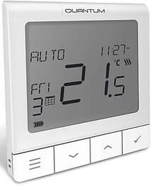 Универсальный беспроводной термостат Salus SQ610 питание 230 В QUANTUM