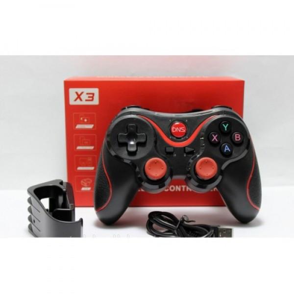 Джойстик геймпад X3 Bluetooth для Android, Ios, Tv, Tv Box, PC.