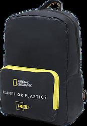Рюкзак складаємий National Geographic Foldable N14403;06 чорний