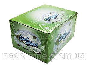 Жвачка Cool Fresh Monzhar - Мята 100 шт.