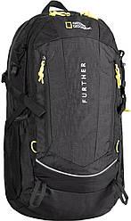 Рюкзак спортивний National Geographic Destination N16083;06 чорний