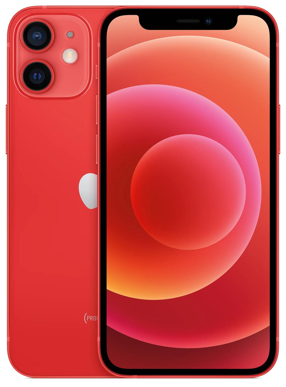 Смартфон Apple iPhone 12 Mini 64GB PRODUCT Red (MGE03)