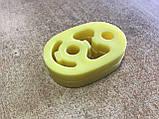 Подушка крепления глушителя Газель (полиуретан), фото 2