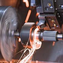 Работа на токарном станке, фото 2