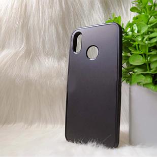 """Чехол Huawei P Smart + """"360"""" Черный (black)"""