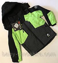 Термо куртки для мальчиков 134