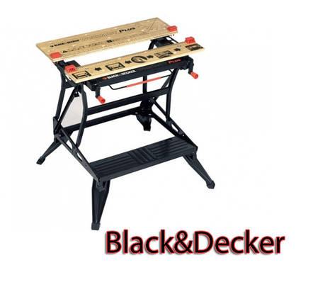 Верстак универсальный Black&Decker WM825 , фото 2