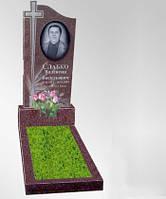 Виготовлення пам'ятників із капустянського граніту Луцьк, фото 1