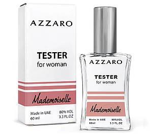 Тестер Azzaro Mademoiselle женский, 60 мл