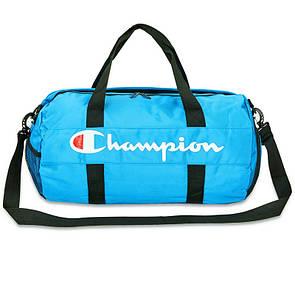 Сумка для спортзала Champion 204 (полиэстер, размер 46x24x24 см)