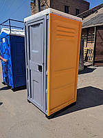Биотуалет кабина Люкс пластиковая уличная