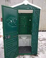 Туалетная кабина биотуалет с раковиной, туалет уличный