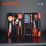 Универсальный домашний набор инструмента 22 пр. Harden Tools 510222, фото 7