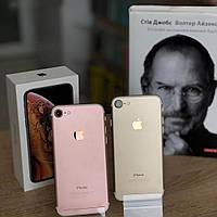 Новый iPhone 7 32 GB Gold ГОД ГАРАНТИЯ