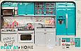 Меблі лялькова QF26211G Кухня, 49-в31-8 див. Звук і світло. Великий набір, фото 2