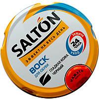 Воск для обуви SALTON (75ml) гладкая кожа черный