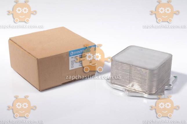 Охолоджувач масляний (теплообмінник) Газель NEXT Бізнес ISF 2.8 (пр-во Cummins Investmen) М 3821233, фото 2