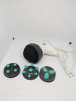 Вибромассажер инфракрасный магнитный антицеллюлитный Body Innovation Sculptural. Ручной массажер для тела., фото 3