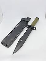 Большой тактический нож с чехлом GERBFR 2368В (35см). Длинный, большой нож охотничий, рыбацкий, туристический., фото 8