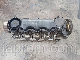 Головка блока цилиндров Citroen Jumper I Peugeot Peugeot Boxer 2.5 TDі 12 клапанная без распредвала