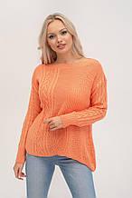 Красивий жіночий светр Уляна 5 кольорів (42-48)