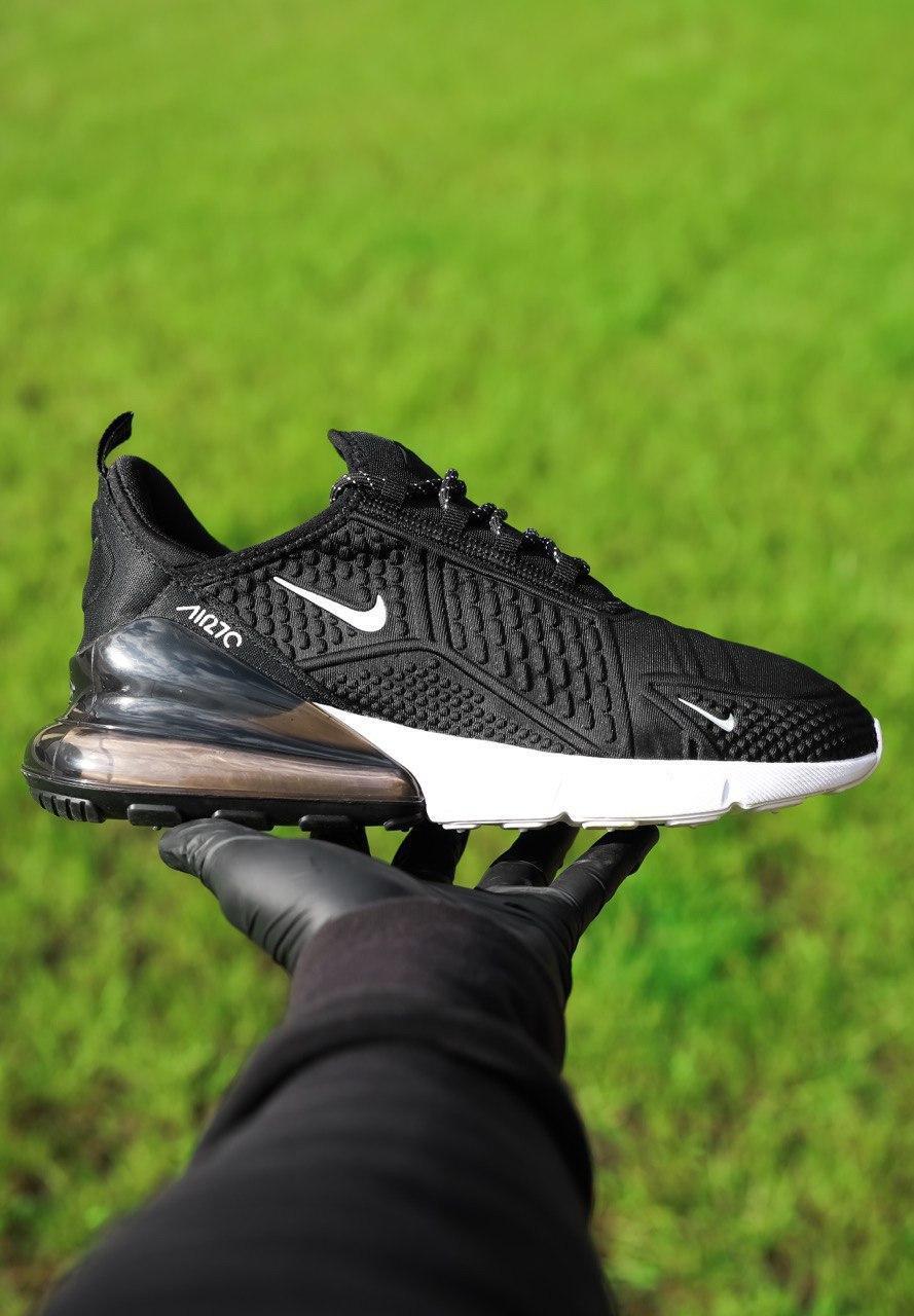 """Кросівки чоловічі Nike Air Max 270 """"Black/White"""""""