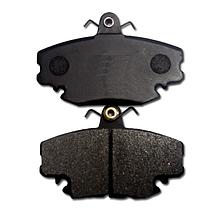 Колодки тормозные передние RENAULT LOGAN