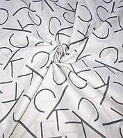 Ткань Бязь Gold Кевин на белом 220 см, фото 1