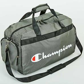 Сумка для спортзала Champion 809 (полиэстер, размер 58x34x25 см)