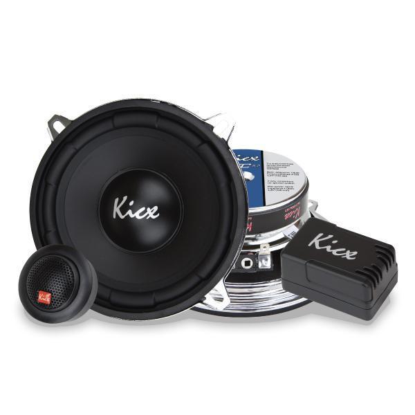 """ЗНИЖКА 100грн! Компонентна акустична система Kicx STC 5.2 5-5.5"""" (13-14см)"""