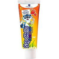 Paglieri SapoNello Детская зубная паста для детей от 3-х лет со вкусом клубники 75 мл, арт.13546