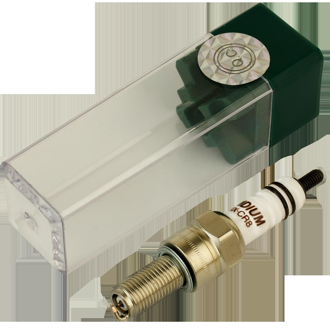 Свеча зажигания EIX-CR8 INT Iridium (CR8E NGK)