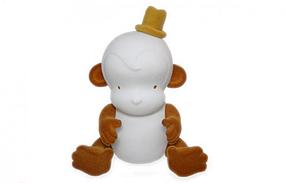 """Дитячий світильник """"Мавпочка"""" LLMLLP080T"""