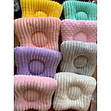 Подушка на кушетку - ЖОВТА дотс, фото 3