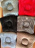 Подушка на кушетку - МЯТНАЯ шарпей, фото 3