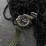 Casio G-Shock GPW-1000 Black-Green, фото 2