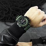 Casio G-Shock GPW-1000 Black-Green, фото 3
