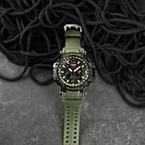 Casio G-Shock GPW-1000 Black-Green, фото 4
