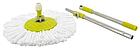 Швабра с отжимом и ведром   Турбо швабра лентяйка EASY MOP 360   Ведро с шваброй   Швабра лентяйка   Швабра, фото 4