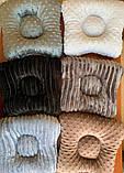 Подушка на кушетку - ШОКОЛАД дотс, фото 4