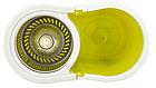 Швабра с отжимом и ведром   Турбо швабра лентяйка EASY MOP 360   Ведро с шваброй   Швабра лентяйка   Швабра, фото 5