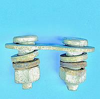 Эксцентрик передних тормозных колодок в сборе ГАЗ-53 / 52-3501028-01, фото 1