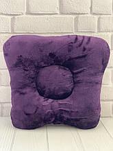 Подушка на кушетку - слива махра