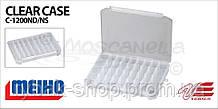 Коробка MEIHO CLEAR CASE C-1200ND  (Япония)