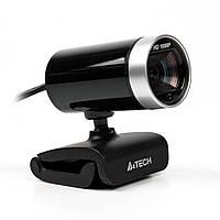 Веб-камера FullHD A4Tech PK-910H USB цифр. микрофон чёрн.+серебр. новая