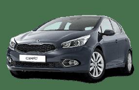 Авточехлы для Kia (Киа) Ceed 2 (JD) 2012-2018