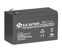 Акумулятор B. B. Акумулятор BP 7.2-12/T2